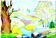 vesna-peyzaz-akvarel